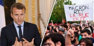 """Protestele """"vestelor galbene"""" au anihilat ţínta de creştere economică a Franţei"""