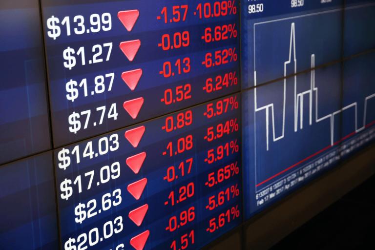 Efectul Trump pe burse: Valul de ordine de vânzare a cuprins si bursa de la București