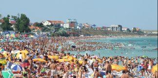 Aproape 80.000 de turiști pe litoral în acest weekend