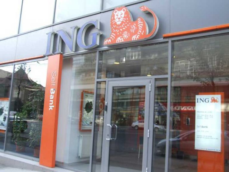 ING România va avea toate operațiunile exclusiv online, din 29 octombrie