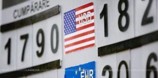 Previziuni sumbre. Euro va ajunge la 4,8 lei în 12 luni