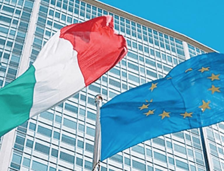 CE amenință Italia cu declanșarea procedurii de deficit excesiv
