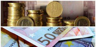 Leul pierde teren în fața principalelor valute