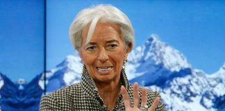 Directorul general al FMI, Christine Lagarde, își va depune demisia