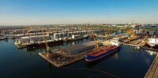 Traficul de mărfuri în porturile maritime românești a crescut cu peste 10 la sută