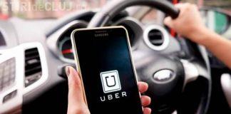 Schimbări importante pentru șoferii UBER, Clever și Taxify