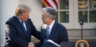 Banca centrală a SUA taie dobânzile din nou, dar Trump e nemulțumit în continuare