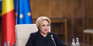 Dăncilă le face concesii petroliștilor din Marea Neagră înainte să plece în SUA