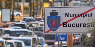 Care vor fi tarifele și amenzile pentru mașinile care circulă în Capitală